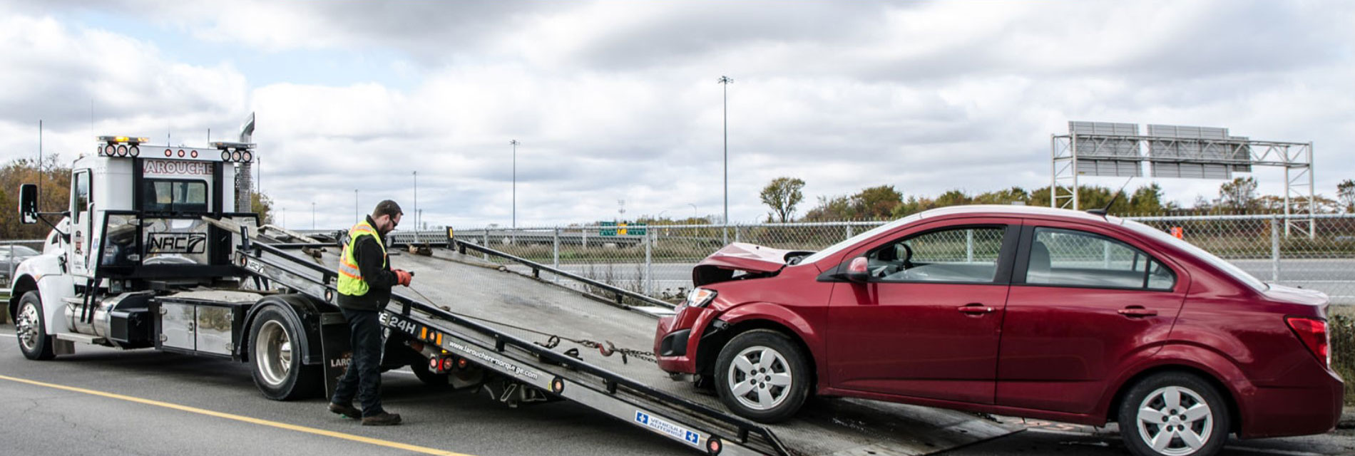 DNA Auto Services Limited - Main Page Vehicle Recovery
